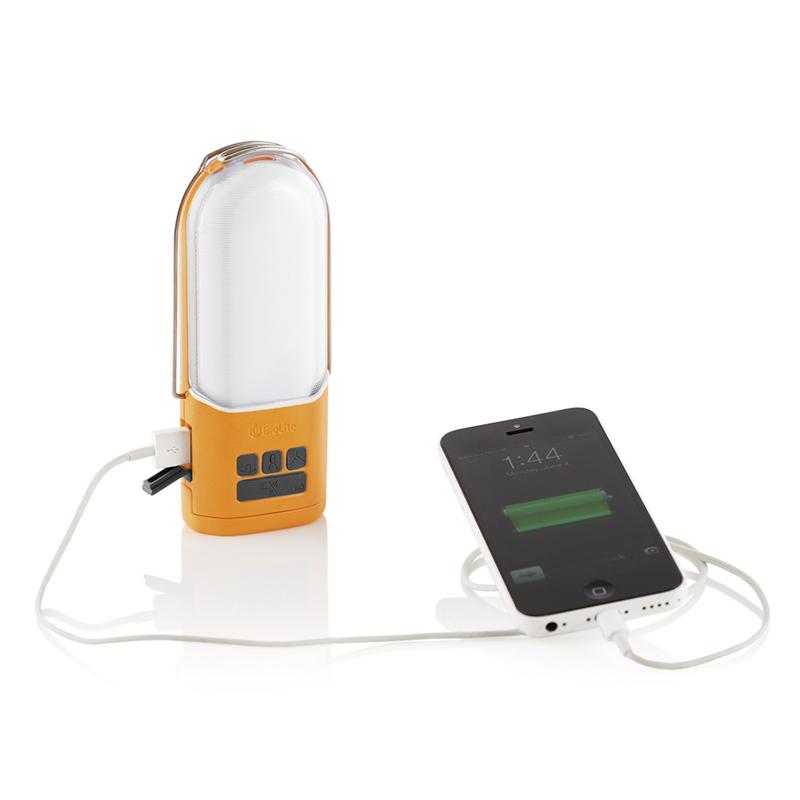 パワーライト スマホ充電