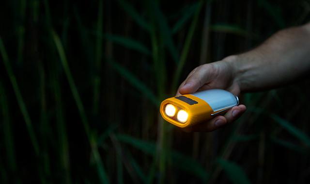 パワーライト 懐中電灯モード