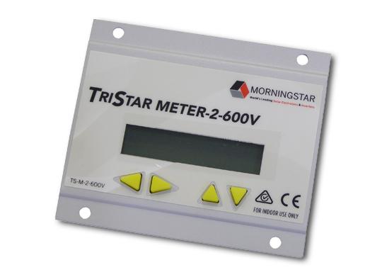 TS-M-2-600V  液晶ディスプレー装着タイプ トライスターMPPT用