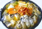 キムチ牡蠣鍋