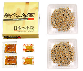 日本の小粒の商品概要