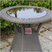 ラタン テーブル60