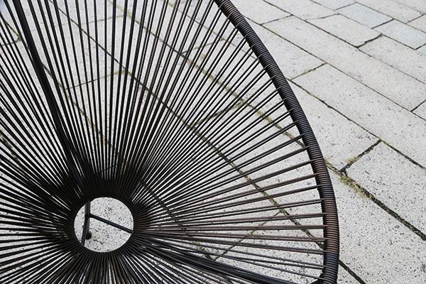 ラタン ガーデンファニチャー