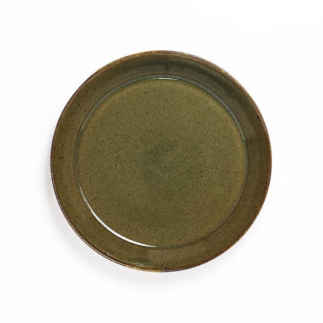 正円皿 / 正円皿