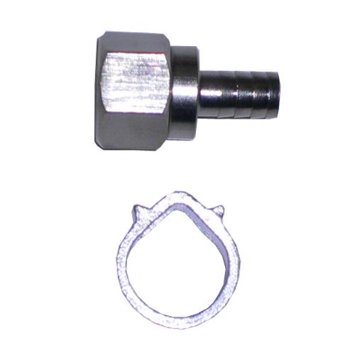 アンテナ接栓 4C用【1個¥129×10個入】 F型接栓(S4CFB)用  《 FZ-4C-10P 》