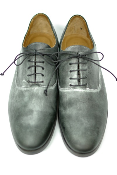 BUTTERO ブッテロ B5326 別注GUIDI LEATHER LOW SHOES