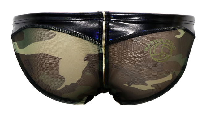 "AQUX Water Polo ""Mesh Camouflage"""