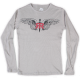 RUFF RIDERS THERMAL WINGS ワームグレー