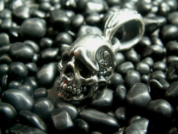 CRY BABY SKULL TOP