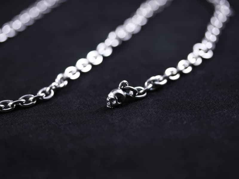 FLARE HOOK NECK CHAIN K