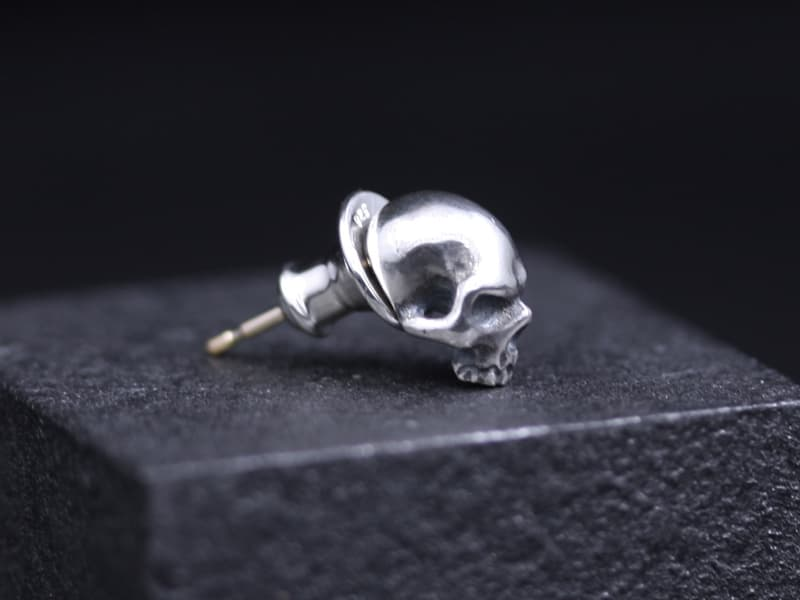Skull Stud Pierce