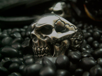 Standard Skull Ring 1