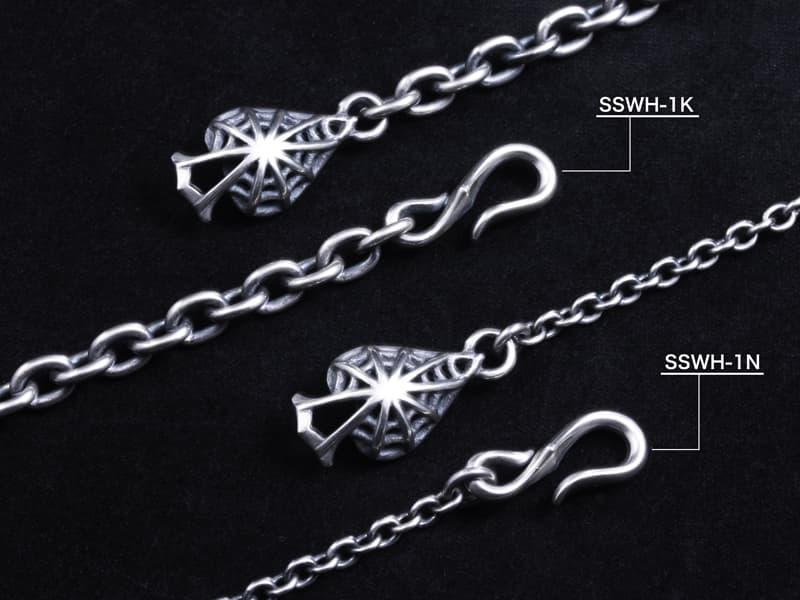 Spade SW & Hook Neck Chain N