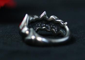 IBARA HEART RING