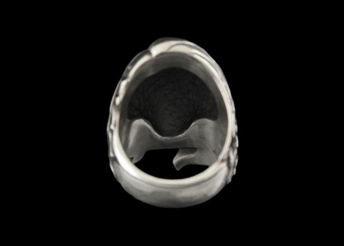 Skull Makeup Ring