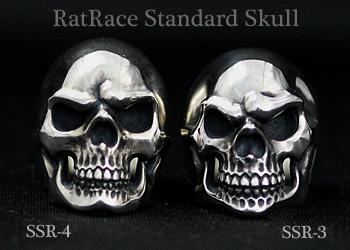 STANDARD SKULL RING 2011
