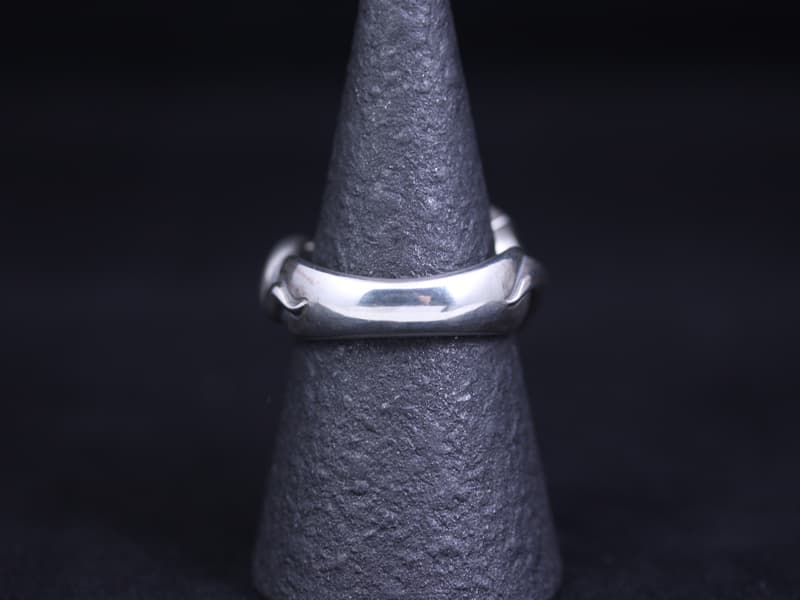 """KAIKA"" Flare Ring"