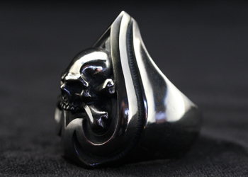 Ace of Spade Ring