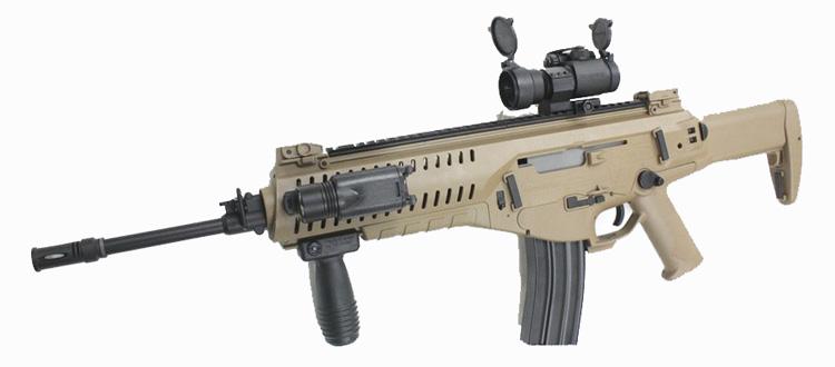 【大特価】S&T Beretta ARX160 電動ブローバック CB【スペシャル5点セット】 【180日間安心保証つき】