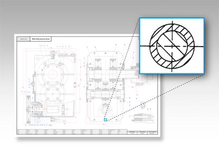 CADに適した線画品質&高速印刷