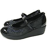 イタリア ルコライン靴(アージレ) 大人気キラキラビーズ付き バレエシューズ NO.203