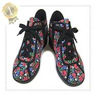 イタリア ルコライン靴アージレ 人気の花柄!